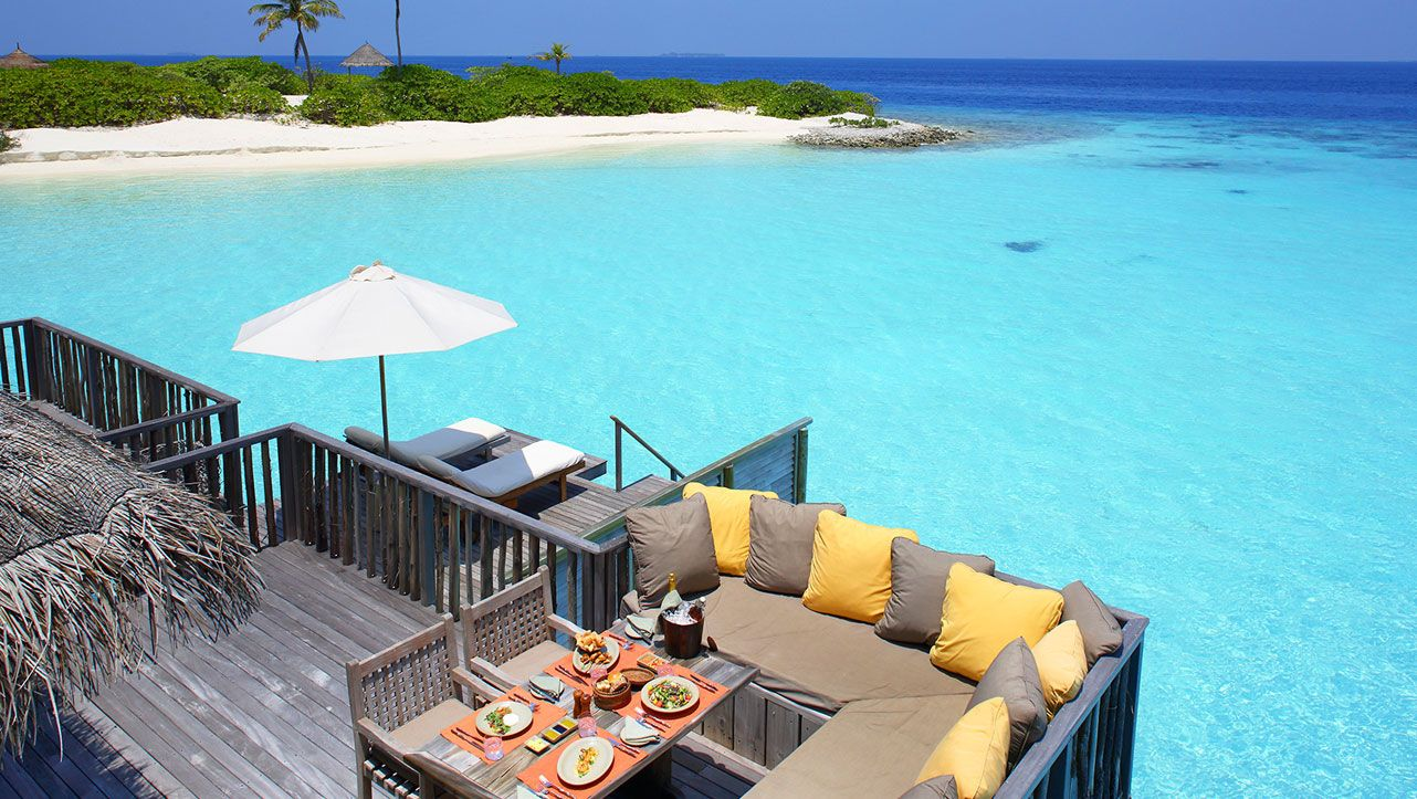 the private reserve maldives