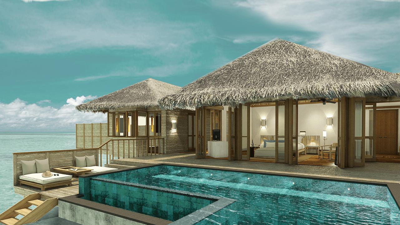 the private reserve maldives